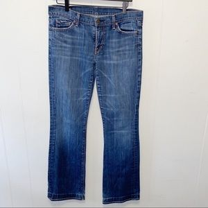Citizens of Humanity Bootcut Jeans Medium Blue